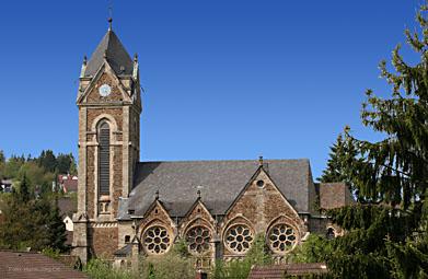 evangelische Kirche in Betzdorf