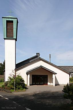evangelische Kirche in Friedewald