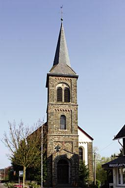 evangelische Kirche in Gebhardshain