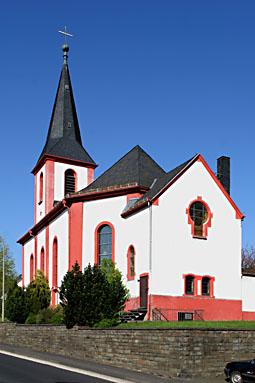 evangelische Kirche in Herdorf