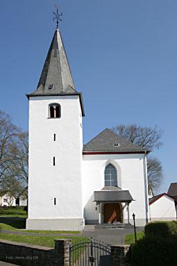 evangelische Kirche in Hilgenroth