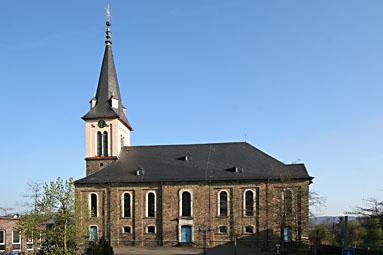 evangelische Kirche in Kirchen