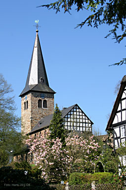 evangelische Kirche in Mehren