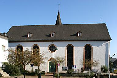 evangelische Kirche in Niederfischbach