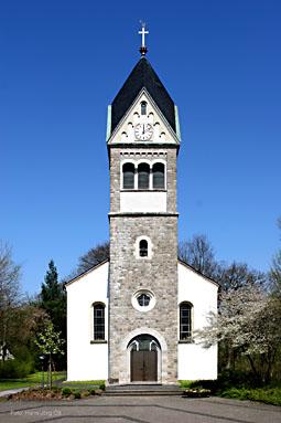 evangelische Kirche in Schöneberg