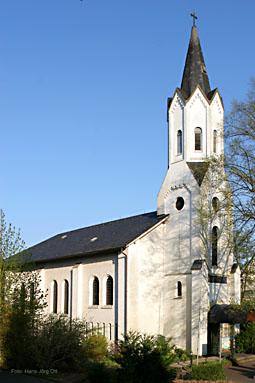 evangelische Kirche in Wissen