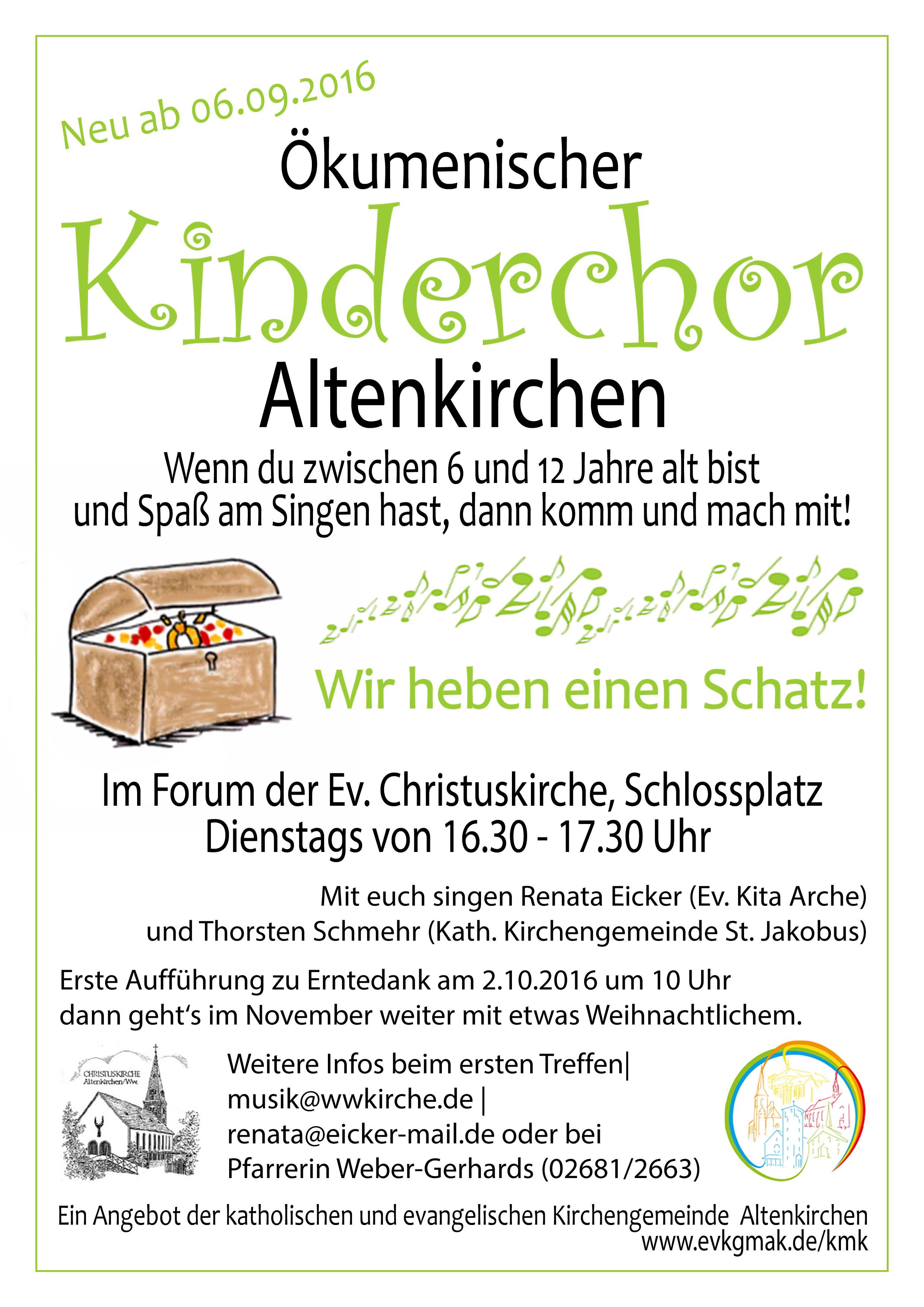Kinderchor-Ökumene DIN A4